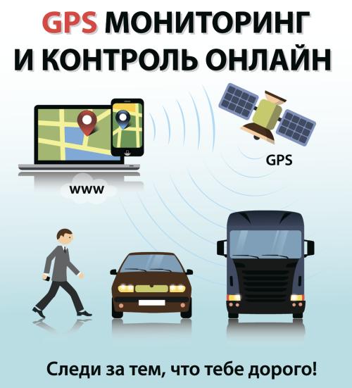 Фиксон GPS мониторинг транспорта