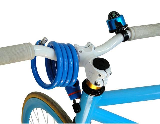 GPS маячок для велосипеда - в руль