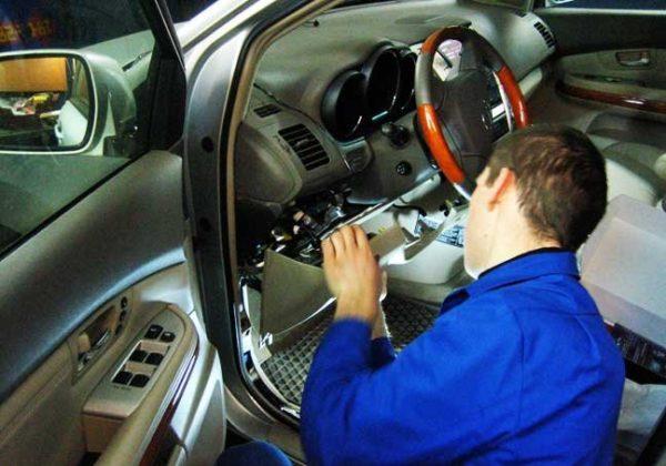 GPS маяк для автомобиля