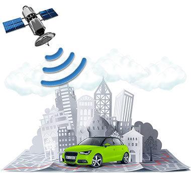 Что делать в случае угона автомобиля с GPS трекером