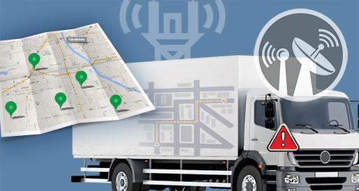 GPS_мониторинг транспорта