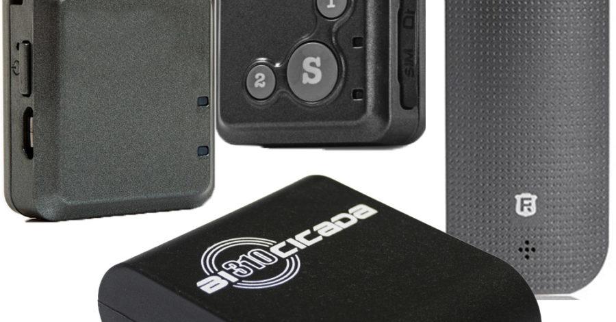 GPS маячки - разные модели FixOn