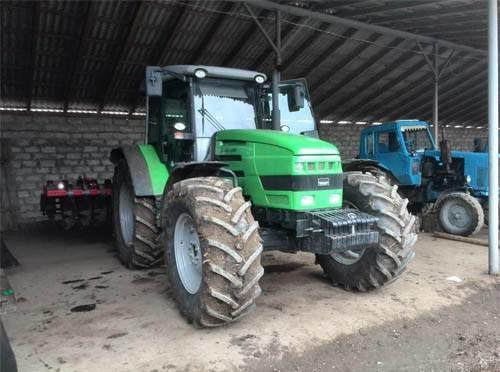 Контроль топлива в сельском хозяйстве