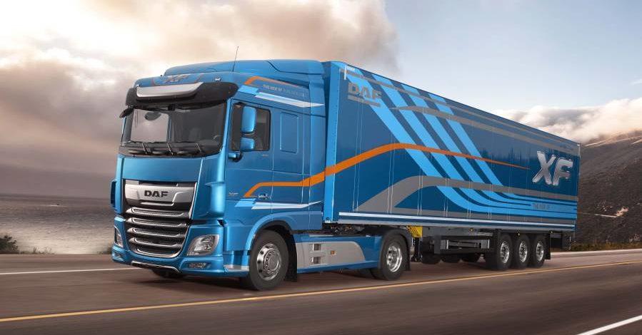 GPS мониторинг грузовых автомобилей