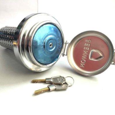 защита от слива топлива на бак под ключ