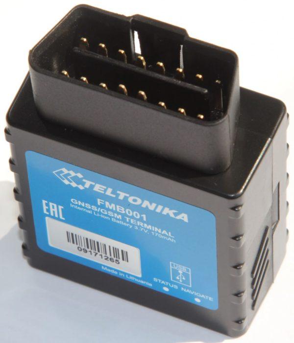 GPS трекер OBD2 FMB001