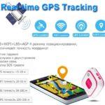 миниатюрны GPS Трекер новинка 2018