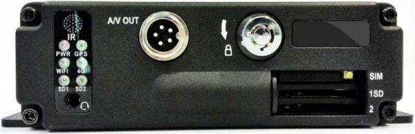 вид спереди Teswell TS-830C AHD