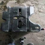 Установка датчиков топлива на трактор мтз