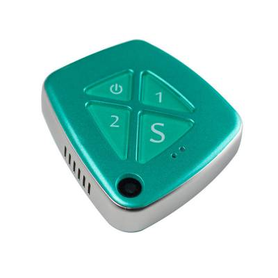 GPS трекер F420 бирюзовый