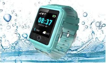 Водостойкость смарт часов с GPS трекером